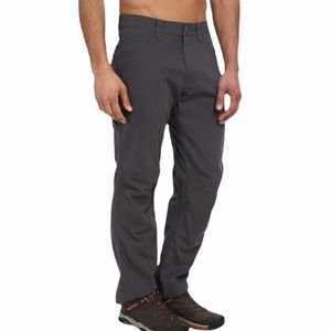 Patagonia Tenpenny Pants in  Forge Grey